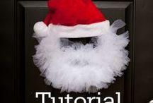 Christmas / Natale fai da te