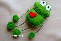 Frog inspirations