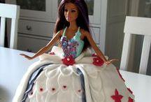 Sarin cakes / I like to make cakes.