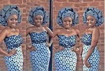 - AFRICAN - / African fashion