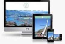 Diseño web de turismo / Diseño web de turismo y actividades turísticas http://www.basicum.es/galeria-web/