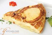 Recetas de Cocina Kitchen Fair / Las mejores y mas ricas recetas de cocina usando las piezas KitchenFair.