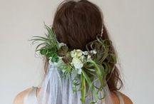 Flowers in her hair / by melanie pierson