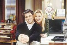 "Phoey are |HILARIOUS| / ""The Plan Laugh"" ~ Phoebe and Joey, the two who didn't get together in the group!"