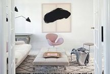 Chic & Modern Interiors We Love / Modlook 29 / Chic, dreamy interior spaces and interior design inspiration for the Modlook 29 girl to relax, entertain and dwell in. <3