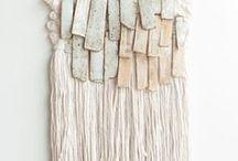 ткачество / макраме / weaving