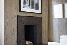 камин / fireplace