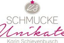 Schmucke Unikate / Handmade by Karin Schievenbusch