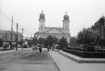 Debrecen Anno / Old pictures of my beautiful hometown.