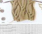 вязание. схемы
