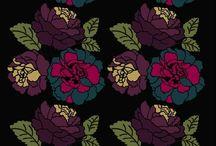 Design tekstiilit / Finnish design textils