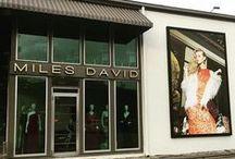 Shop Local / Shop Miles David