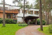 Villa Mairea / Home of Maire Gullichsen