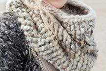 шарфы,шали,снуды