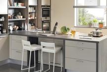 Cuisines Optima / Optima... des cuisines durables ! Tel est l'esprit de cette collection.