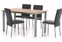 Pause cuisine ! / Une sélection de tables, chaises et tabourets pour prendre une pause dans votre univers cuisine...
