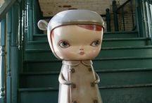 Designer toys / by Daniela Eme