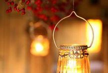 Hangulat & dekor  / Dekorációs ötletek, hangulatos dekorációk