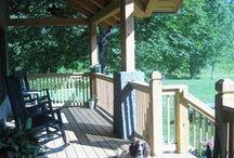 Terasz & veranda / Terrace
