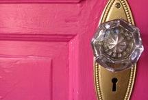 Színek-rózsaszín / Colors-pink