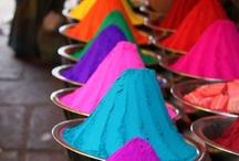 Szivárványszínek / Rainbow colors