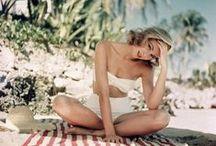 Fashion: Retro Glam Bathing Suits