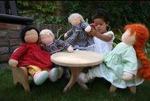 ♥ waldorf dolls ♥