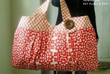 tašky šité