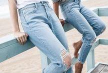 Blue Jeans // S t y l e