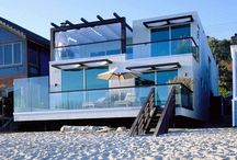 Home inspiration ideas / If I could build my dream house.