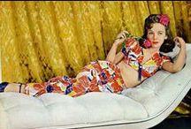 1940s Genre / #1940 #fashion #Style #Women / by ❤ Michele Duboiss
