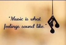 Music / Music can bring out the deepest aches, it can also heal the deepest wounds.