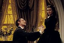 Gone with the wind / My favorite movie and book!!!
