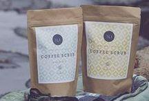 'ili hawaiian coffee scrub / 'ili is a hawaiian coffee scrub made on the beautiful island of kaua'i. made with locally sourced ingredients, we kept it pure and simple only using organic.