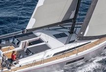 Beneteau Oceanis range / The Oceanis 38 is the most flexible of #yachts, perfect as a day #sailer, cruiser, or weekender. From #SimpsonMarine.