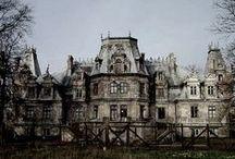 Abandoned / Old buildings.Abandoned houses. Derelict Houses.Verlassene gebäuden. / by Anke Metzger