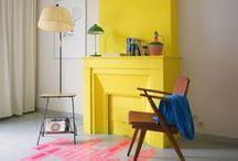 Idées pour la maison / by Samantina Pépita