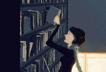 Book Club / by ❤ Michele Duboiss