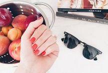 "Crazy about Nail art / ""I don't like plain #nails. I get sad."""