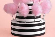 Forever timeless black and white stripes