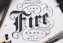 Typography / Super hip Type stylings