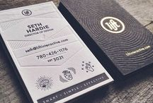 Stationary / Assorted design styles of business cards, letterheads, envelopes and other stationary