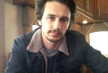 James franco / My favourite actor and also one of the prettiest people i have ever known - inside and outside