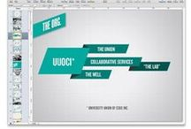 Corporate templates / Nice design styles for use in business