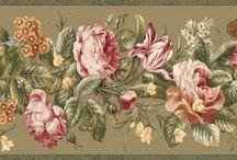 çiçek dekopajlar