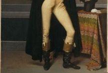 Regency men's fashion / by Fredrica Edward