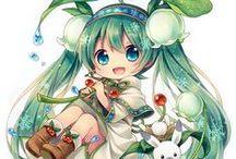 Hatsune Miku & Vocaloid