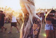 Coachella style ✌️