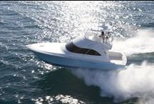 Viking Yachts - Open Bridge Convertible