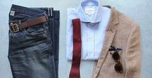 Crazy about Men's Style / Inspirations, news and advices about men's style